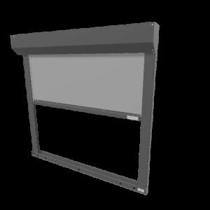 half open shutter 3d.2