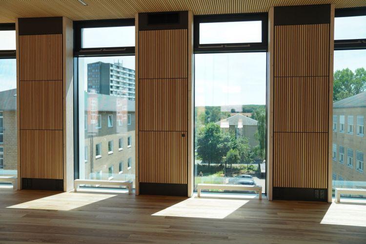 Fire Resistant Glass Window