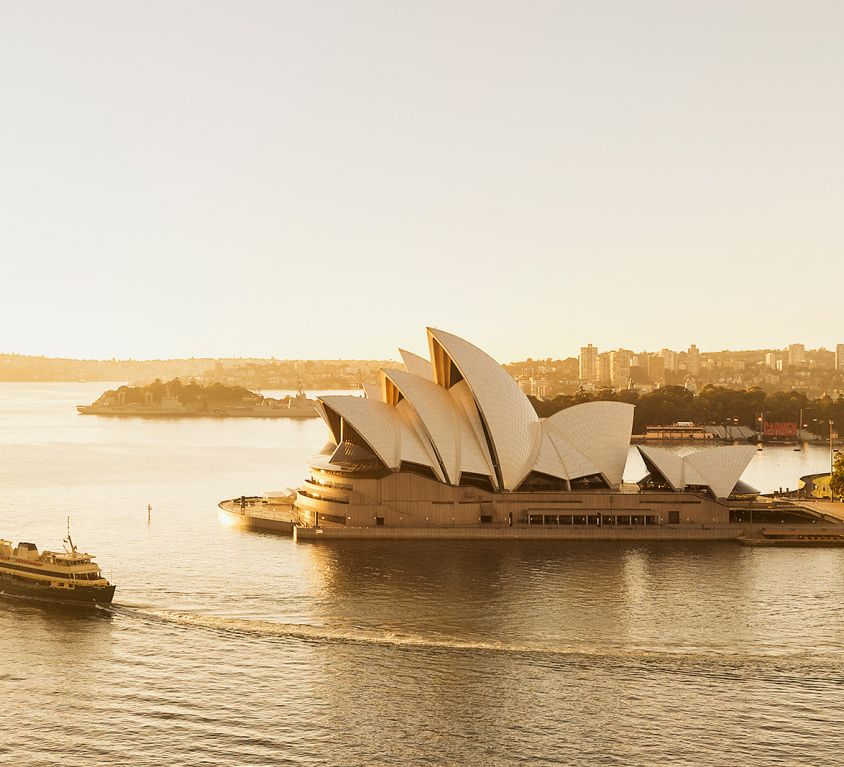 SmokeStop – Sydney Opera House, NSW